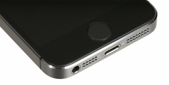 Apple iPhone 5s 16GB gwiezdna szarość