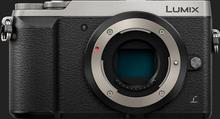 Panasonic Lumix DMC-GX80 body srebrny