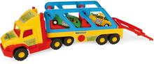 Wader Super Truck z Autkami 36640