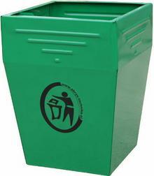 Uliczny kosz na śmieci Park 50L PYL0060