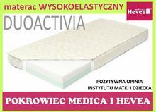 Hevea Duo Activia 70x160