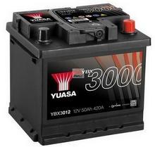 YUASA YBX3012 420A 12V P+