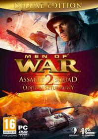 MEN OF WAR: ODDZIAŁ SZTURMOWY 2 DELUXE EDITION PC
