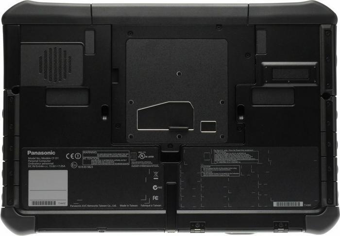 """Panasonic Toughbook CF-D1 13,3"""", Core i5 2,5GHz, 4GB RAM, 320GB HDD"""