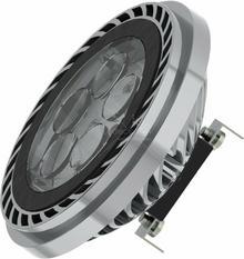 Ledecco AKME SPOT LED AR111 - G53 15W 18° 3000K Obudowa grafitowa AKMEAR11118GWW