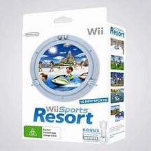 Sports Resort + MotionPlus Wii