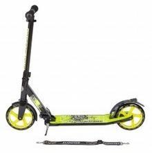 BikeStar Hulajnoga Bikestar Luxus 205Mm Xl Pm Kolor Czarno-Zielony