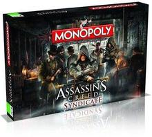MUVE Monopoly Assassin's Creed Syndicate 43548