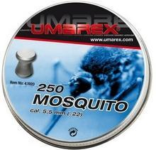Umarex Śrut 5,5 mm Mosquito 250szt 4.1920.1