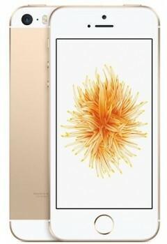 Apple iPhone SE 16GB Złoty