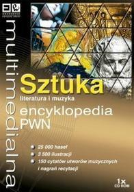 PWN Multimedialna encyklopedia PWN Język polski, literatura i sztuka