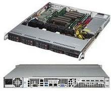 Intel Dual CPU E5 SC113MFAC2