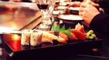 Ekskluzywna kolacja Sushi - Gdańsk