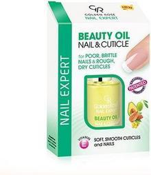 Golden Rose Olejek odżywczy do skórek i paznokci Beauty Oil Nail Cuticle