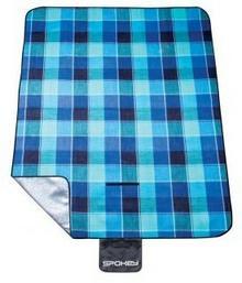 Spokey Koc piknikowy Picnic Flannel 150x180cm