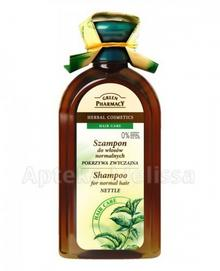 Elfa-Pharm POLSKA GREEN PHARMACY Szampon do włosów normalnych pokrzywa zwyczajna 350 ml 7050064