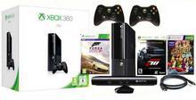 Microsoft Xbox 360 E 500Gb Stingray + Kinect + Kinect Adventures + Forza Motorsport 3 + Forza Horizon 2 + Kontroler Xbox 360