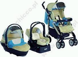 Chicco CT 01 Trio