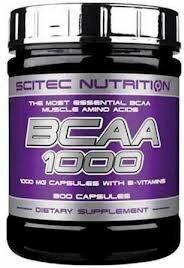 Scitec BCAA 1000 300 kaps.