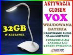 Opinie o Podsłuch GSM W KSZTAŁCIE STOŁOWEJ LAMPKI NOCNEJ AKTYWACJA DŹWIĘKIEM VOX DYKTAFON