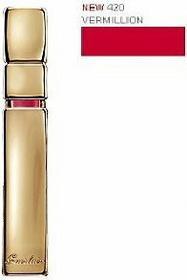 Guerlain Kiss Kiss Essence De Gloss 420 Vermillon pielęgnująco-odżywczy błyszczy