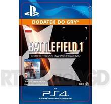 Battlefield 1 Kompletny Zestaw Wyposażenia PS4 wersja cyfrowa