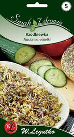 Legutko Nasiona na kiełki - Rzodkiewka