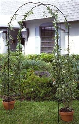 Metalowa pergola ogrodowa do ogrodu 240/140cm V_122051813