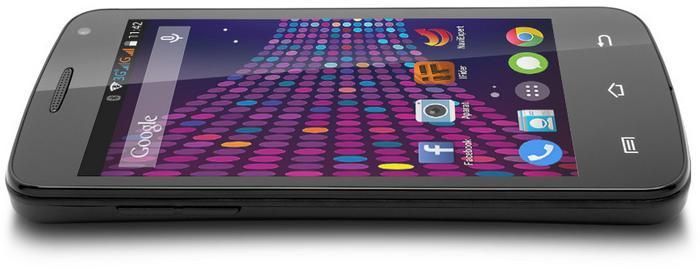 myPhone FUNKY 4GB Czarny