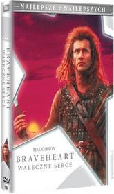 Waleczne serce DVD) Mel Gibson