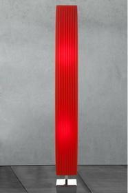 Invicta Interior Lampa stojąca czerwona i1463