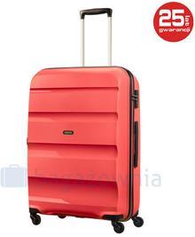 Samsonite AT by Średnia walizka AT BON AIR 59423 Pomarańczowa - pomarańczowy