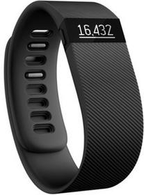 Fitbit Monitor aktywności fizycznej i snu Charge S Czarny FB404BKS-EU