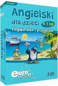 Young Digital Planet EuroPlus+ Angielski dla dzieci - Pingwin Alex i Przyjaciele