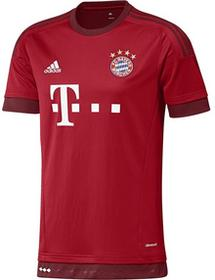 Adidas Koszulka FCB Lewandowski Youth S08605 czerwony, 176 cm sportech_29345_88509