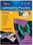 Opinie o Fellowes Enhance A4 100 Pack - Folia laminacyjna laminacyjne A4 100 szt. 5306114