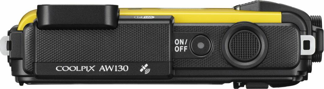 Nikon Coolpix AW130 czarny