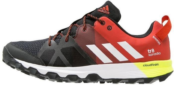 the best attitude cb0e0 cf2ad Adidas Kanadia 8 TR AQ5843 czerwono-czarny