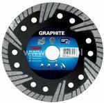 Opinie o Graphite tarcza tnąca Turbo 115x22mm 57H625