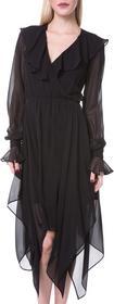 Pinko Providence Sukienka Czarny XS