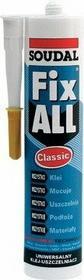Soudal Uszczelniacz FIX-ALL Classic - Uszczelniacz FIX-ALL Classic Biały