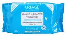 Uriage Hygiene chusteczki oczyszczające do cery normalnej i suchej 25szt.