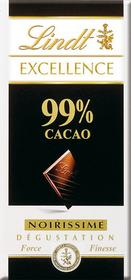 Lindt Excellence 99% Cacao 100g
