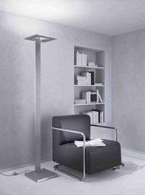 Escale Escale ZEN lampa stojąca oświetlająca sufit LED Aluminium, 5-punktowe 34340509