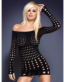 Obsessive Rocker sukienka czarna XL/XXL 6_2011