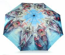 Galleria Parasol składany automatyczny Wenecja - Wenecja - Gondolierzy