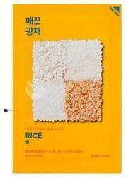 Holika Pure Essence Mask Sheet maska w płacie Rice 1szt