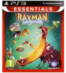 Rayman Legends Essentials PS3
