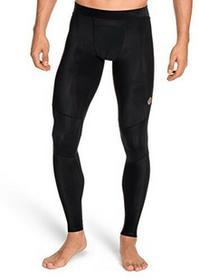 Skins A400 legginsy kompresyjne, męskie, czarny, M B32156001