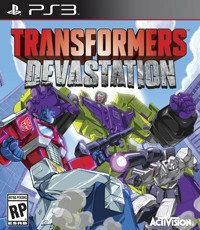 Transformers: Devastation PS3